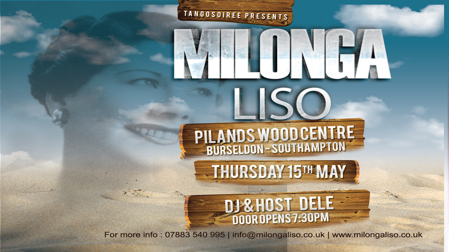 Milonga Liso - 15 MAY 2014