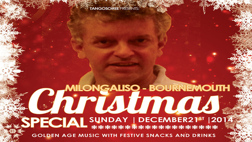 Milonga Liso Christmas Special - 21 Dec 2014